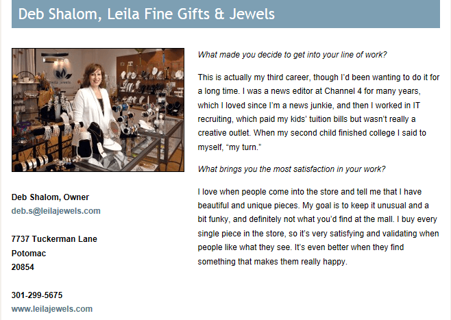 leila jewels