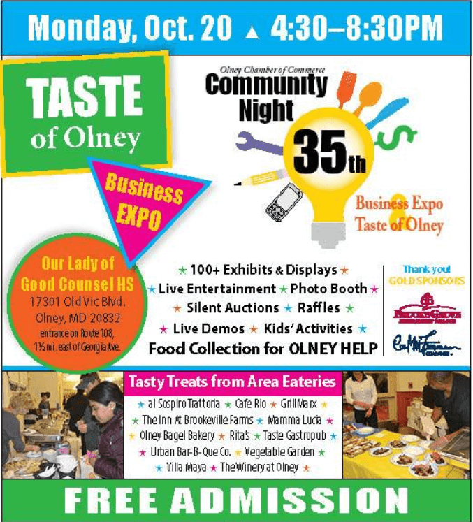 community night 2014